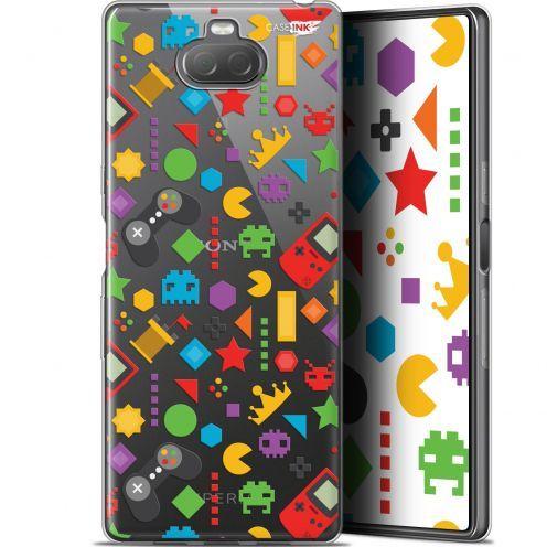 "Carcasa Gel Extra Fina Sony Xperia 10 Plus (6.5"") Design PacMan"