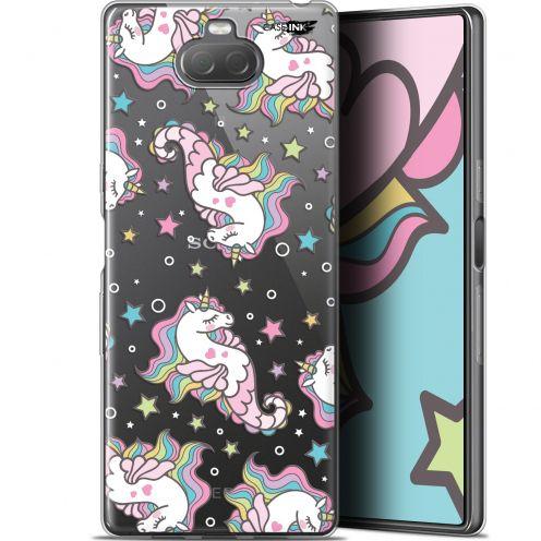 "Carcasa Gel Extra Fina Sony Xperia 10 Plus (6.5"") Design Licorne Dormante"
