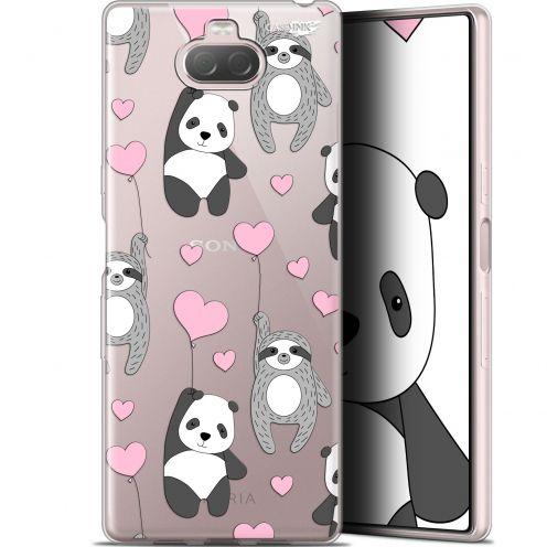 "Carcasa Gel Extra Fina Sony Xperia 10 Plus (6.5"") Design Panda'mour"