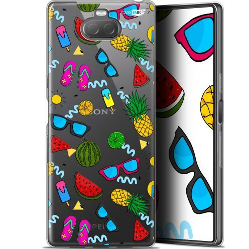 "Carcasa Gel Extra Fina Sony Xperia 10 Plus (6.5"") Design Summers"