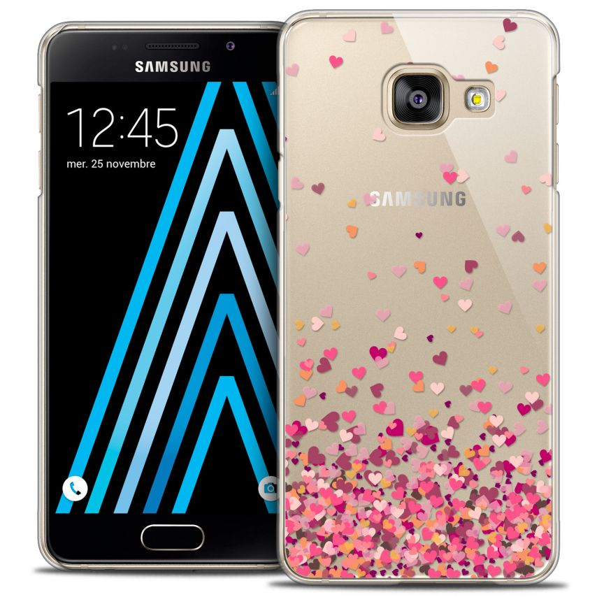 Carcasa Crystal Extra Fina Galaxy A3 2016 (A310) Sweetie Heart Flakes
