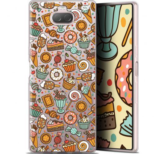 "Carcasa Gel Extra Fina Sony Xperia 10 Plus (6.5"") Design Bonbons"
