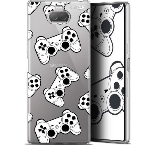 "Carcasa Gel Extra Fina Sony Xperia 10 Plus (6.5"") Design Game Play Joysticks"