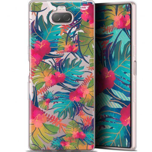 "Carcasa Gel Extra Fina Sony Xperia 10 Plus (6.5"") Design Couleurs des Tropiques"