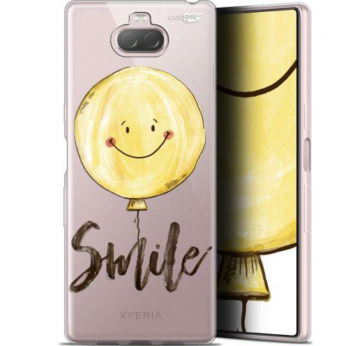 "Carcasa Gel Extra Fina Sony Xperia 10 Plus (6.5"") Design Smile Baloon"