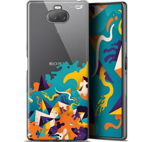"""Carcasa Gel Extra Fina Sony Xperia 10 Plus (6.5"""") Design Les Vagues"""