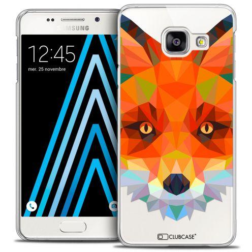 Carcasa Crystal Extra Fina Galaxy A3 2016 (A310) Polygon Animals Zorro