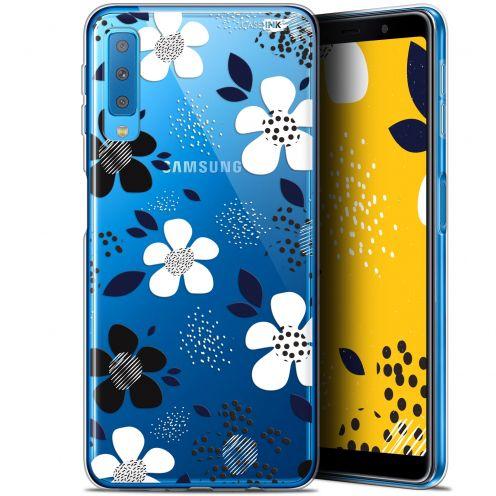 "Carcasa Gel Extra Fina Samsung Galaxy A7 2018 (A750) (6"") Design Marimeko Style"