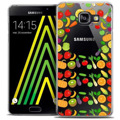 Carcasa Crystal Extra Fina Galaxy A5 2016 (A510) Foodie Healthy