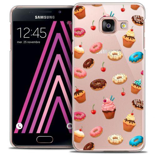 Carcasa Crystal Extra Fina Galaxy A5 2016 (A510) Foodie Donuts