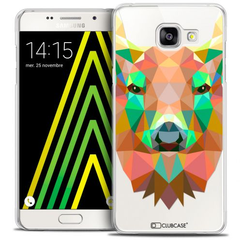 Carcasa Crystal Extra Fina Galaxy A5 2016 (A510) Polygon Animals Ciervo