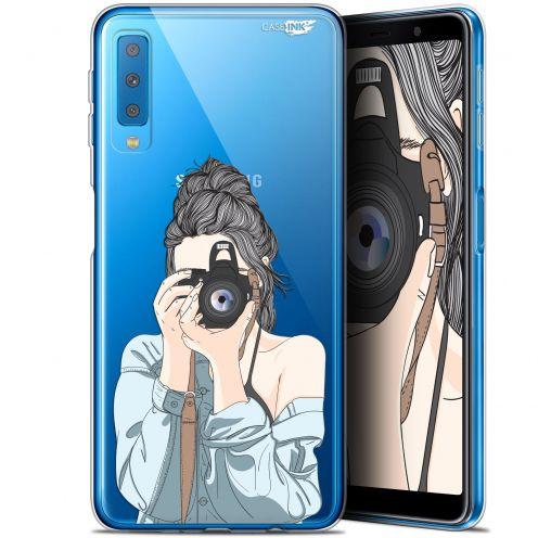 "Carcasa Gel Extra Fina Samsung Galaxy A7 2018 (A750) (6"") Design La Photographe"