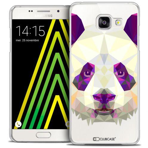 Carcasa Crystal Extra Fina Galaxy A5 2016 (A510) Polygon Animals Panda