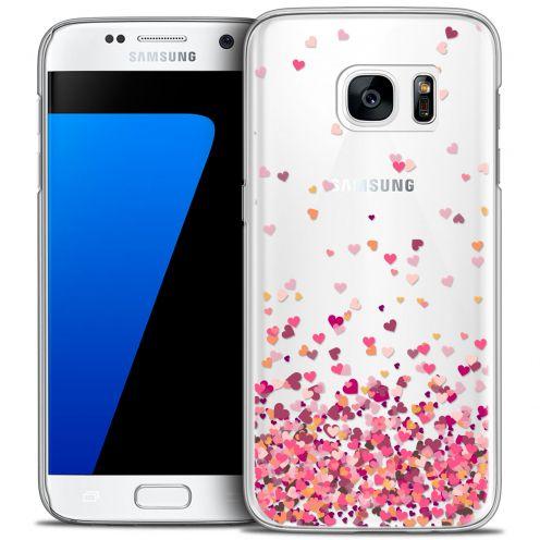 Carcasa Crystal Extra Fina Galaxy S7 Sweetie Heart Flakes
