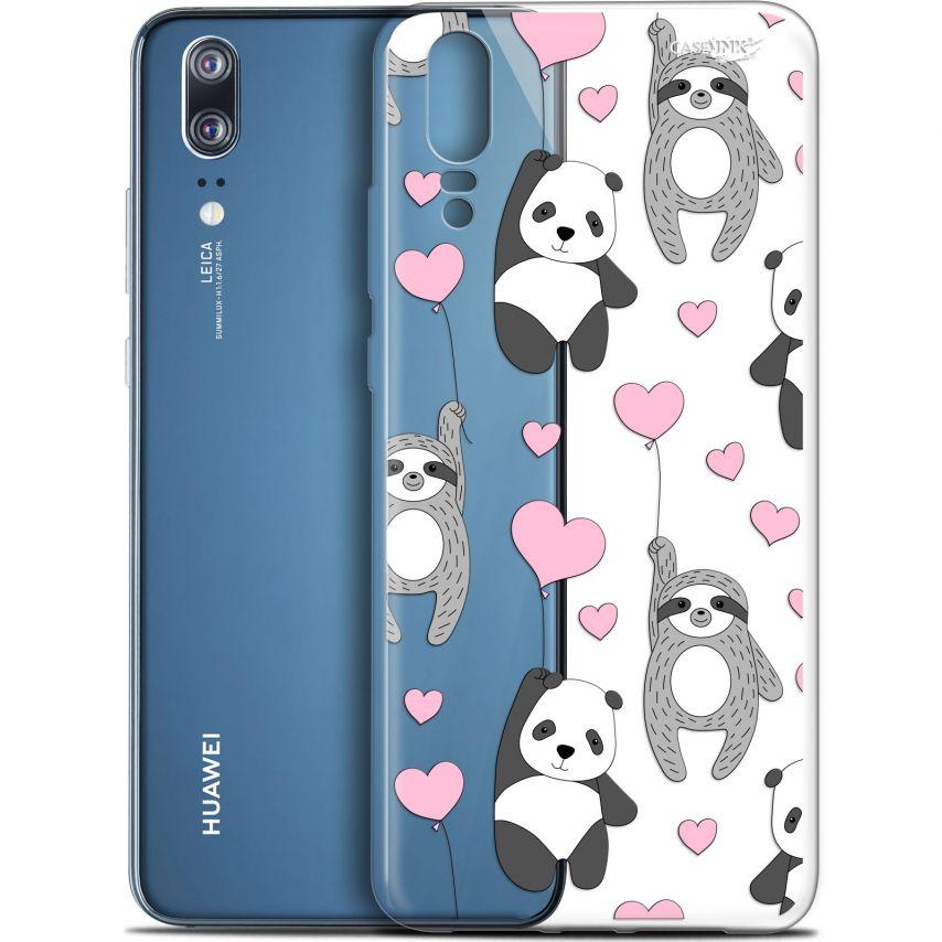 "Carcasa Gel Extra Fina Huawei P20 (5.8"") Design Panda'mour"