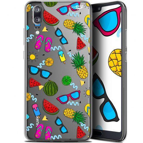 "Carcasa Gel Extra Fina Huawei P20 (5.8"") Design Summers"