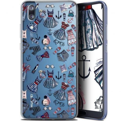 "Carcasa Gel Extra Fina Huawei P20 (5.8"") Design Fashionista"