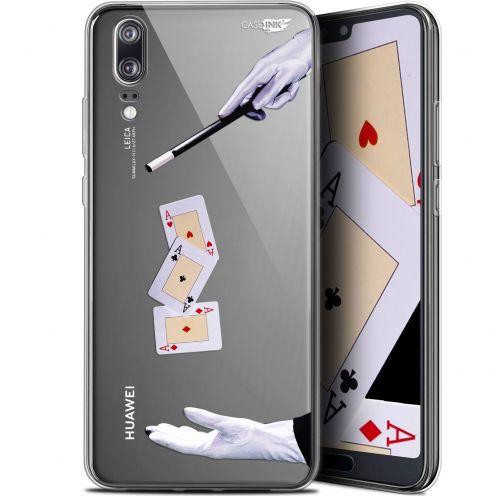 "Carcasa Gel Extra Fina Huawei P20 (5.8"") Design Cartes Magiques"