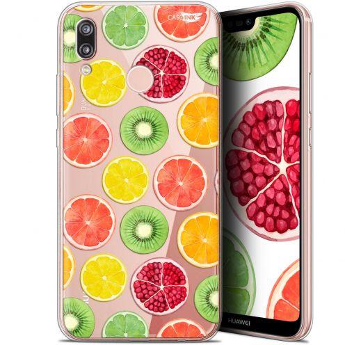 "Carcasa Gel Extra Fina Huawei P20 Lite (5.84"") Design Fruity Fresh"