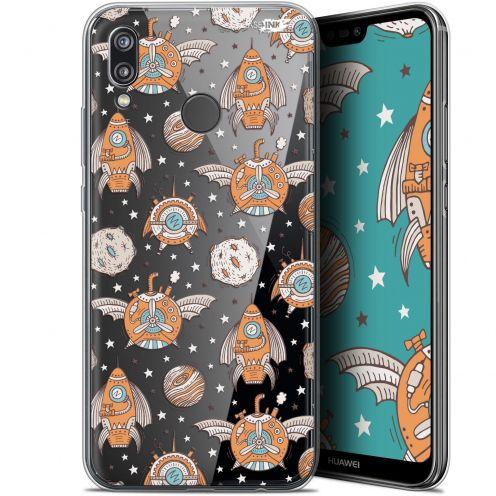 "Carcasa Gel Extra Fina Huawei P20 Lite (5.84"") Design Punk Space"