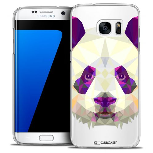 Carcasa Crystal Extra Fina Galaxy S7 Edge Polygon Animals Panda