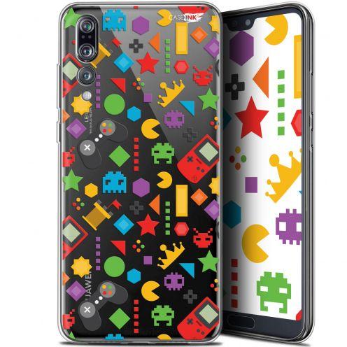 "Carcasa Gel Extra Fina Huawei P20 Pro (6.1"") Design PacMan"