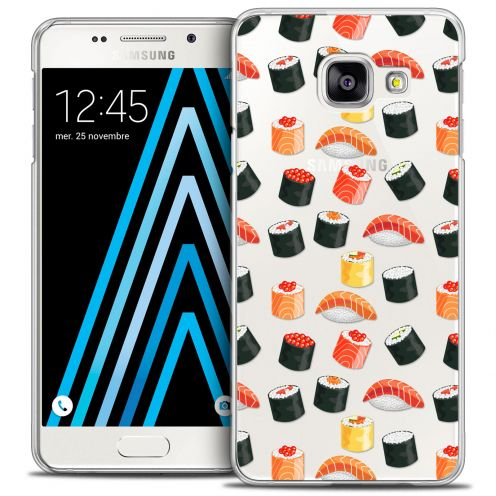 Carcasa Crystal Extra Fina Galaxy A3 2016 (A310) Foodie Sushi