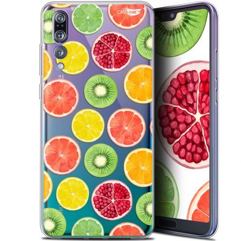 "Carcasa Gel Extra Fina Huawei P20 Pro (6.1"") Design Fruity Fresh"