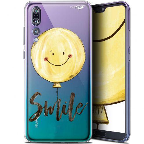 "Carcasa Gel Extra Fina Huawei P20 Pro (6.1"") Design Smile Baloon"