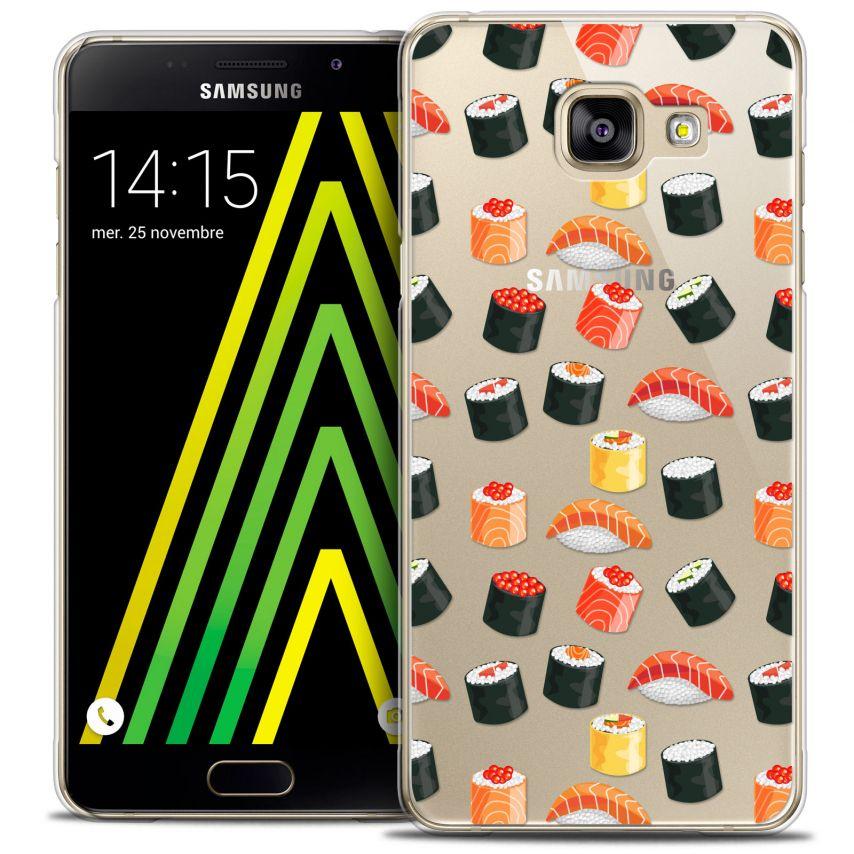 Carcasa Crystal Extra Fina Galaxy A5 2016 (A510) Foodie Sushi