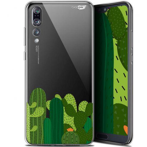 """Carcasa Gel Extra Fina Huawei P20 Pro (6.1"""") Design Cactus"""