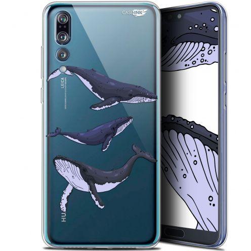 "Carcasa Gel Extra Fina Huawei P20 Pro (6.1"") Design Les 3 Baleines"