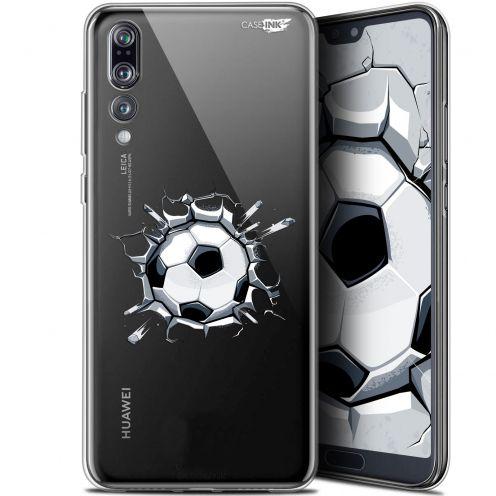 """Carcasa Gel Extra Fina Huawei P20 Pro (6.1"""") Design Le Balon de Foot"""