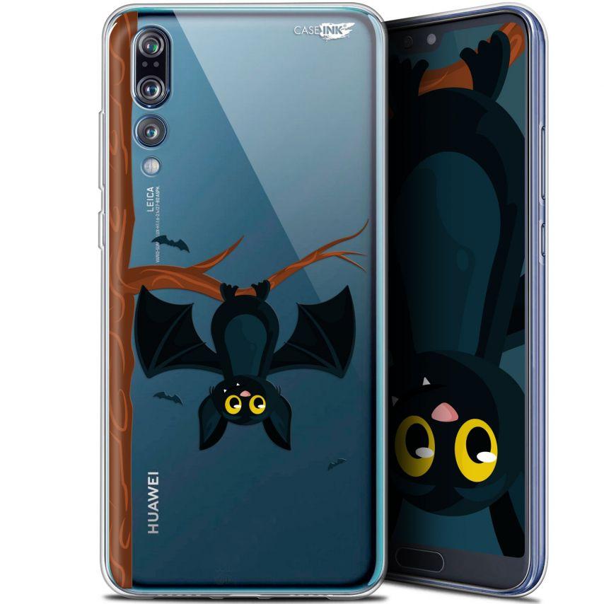"Carcasa Gel Extra Fina Huawei P20 Pro (6.1"") Design Petite Chauve Souris"