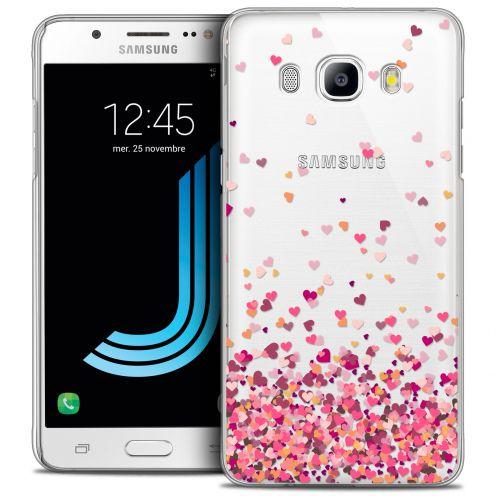 Carcasa Crystal Extra Fina Galaxy J5 2016 (J510) Sweetie Heart Flakes