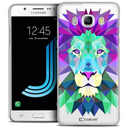 Carcasa Crystal Extra Fina Galaxy J5 2016 (J510) Polygon Animals León