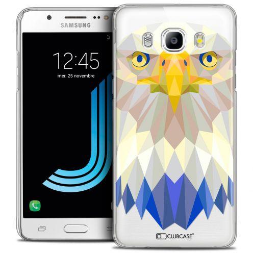 Carcasa Crystal Extra Fina Galaxy J5 2016 (J510) Polygon Animals Águila