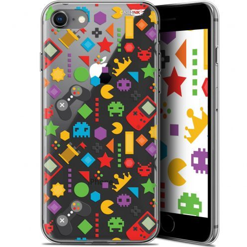 "Carcasa Gel Extra Fina Apple iPhone 7/8 (4.7"") Design PacMan"