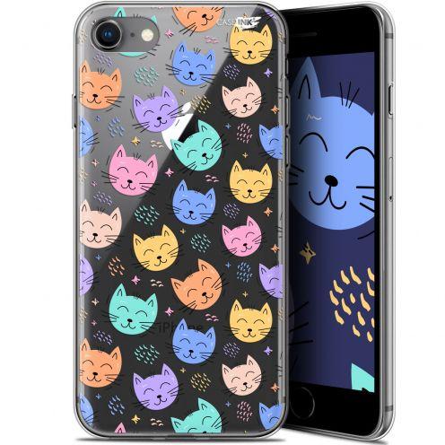 "Carcasa Gel Extra Fina Apple iPhone 7/8 (4.7"") Design Chat Dormant"