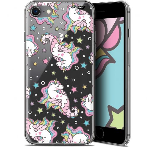 "Carcasa Gel Extra Fina Apple iPhone 7/8 (4.7"") Design Licorne Dormante"