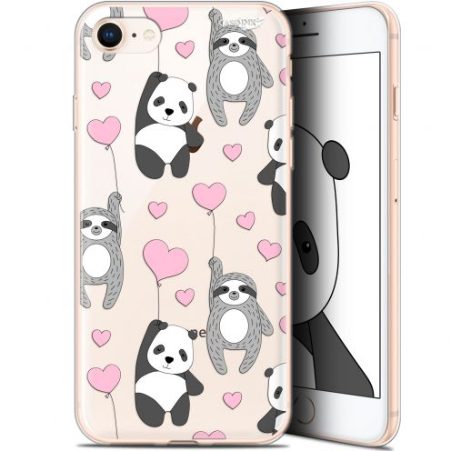 "Carcasa Gel Extra Fina Apple iPhone 7/8 (4.7"") Design Panda'mour"