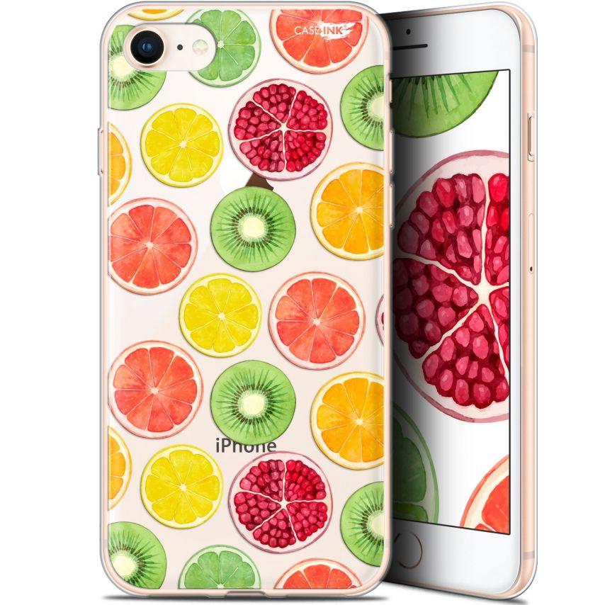 "Carcasa Gel Extra Fina Apple iPhone 7/8 (4.7"") Design Fruity Fresh"