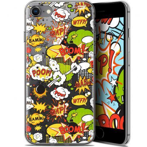 "Carcasa Gel Extra Fina Apple iPhone 7/8 (4.7"") Design Bim Bam Boom"