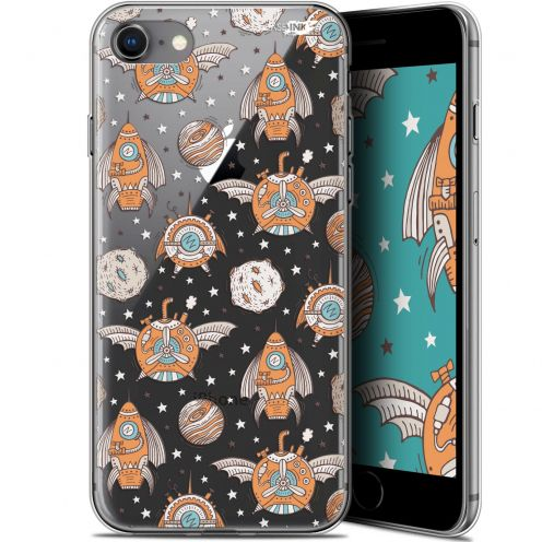 "Carcasa Gel Extra Fina Apple iPhone 7/8 (4.7"") Design Punk Space"