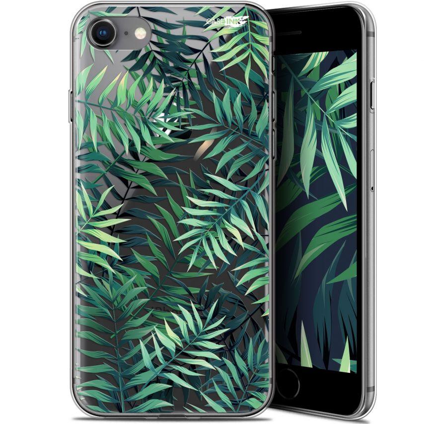 """Carcasa Gel Extra Fina Apple iPhone 7/8 (4.7"""") Design Feuilles des Tropiques"""