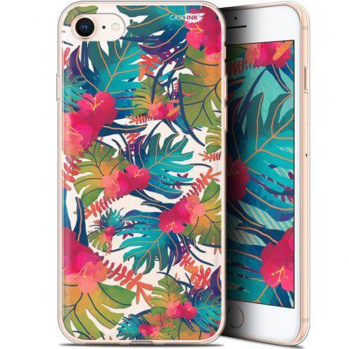 "Carcasa Gel Extra Fina Apple iPhone 7/8 (4.7"") Design Couleurs des Tropiques"