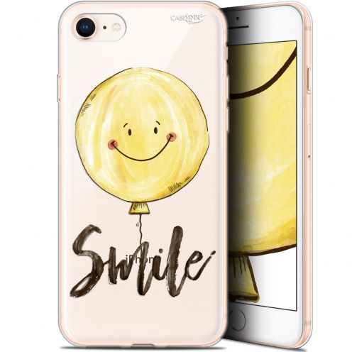 "Carcasa Gel Extra Fina Apple iPhone 7/8 (4.7"") Design Smile Baloon"