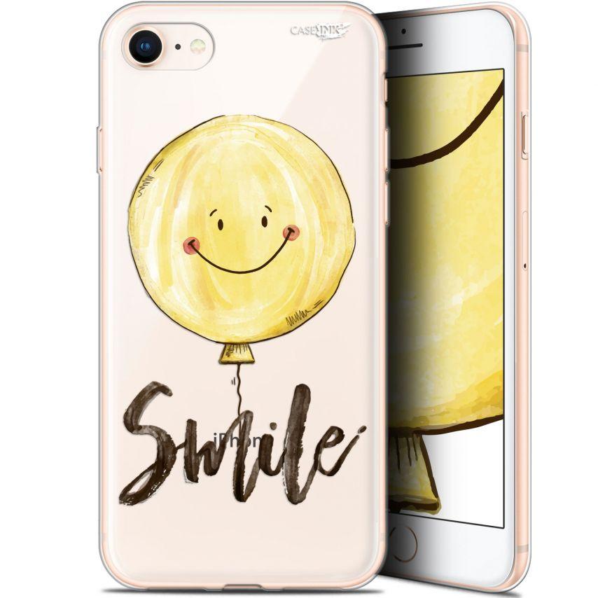 "Carcasa Gel Extra Fina Apple iPhone 7/8 (4.7"") Design Smile Baloon"