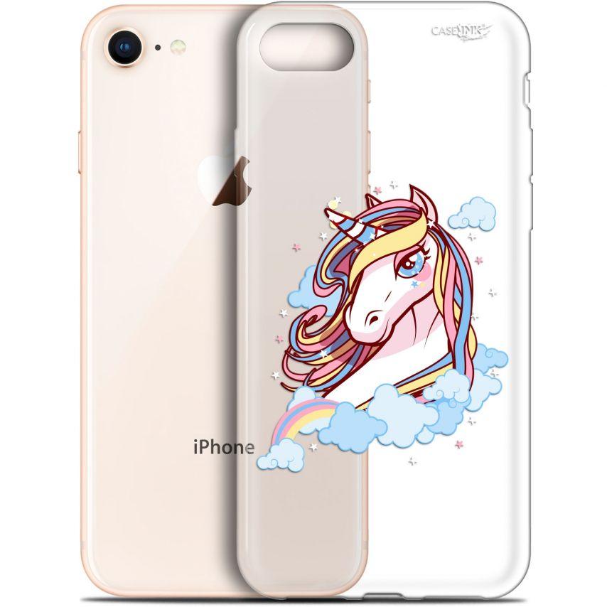 "Carcasa Gel Extra Fina Apple iPhone 7/8 (4.7"") Design Lalicorne"