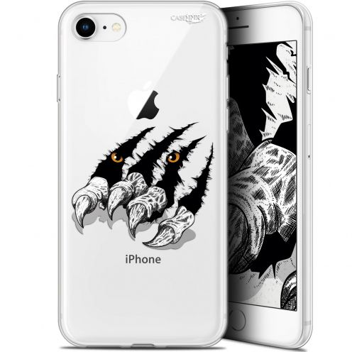 "Carcasa Gel Extra Fina Apple iPhone 7/8 (4.7"") Design Les Griffes"